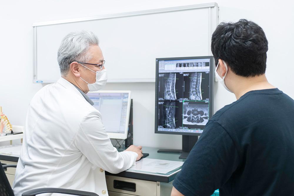 MRIによる診断